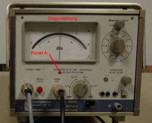 W&G Eichpegelmesser EPM-1